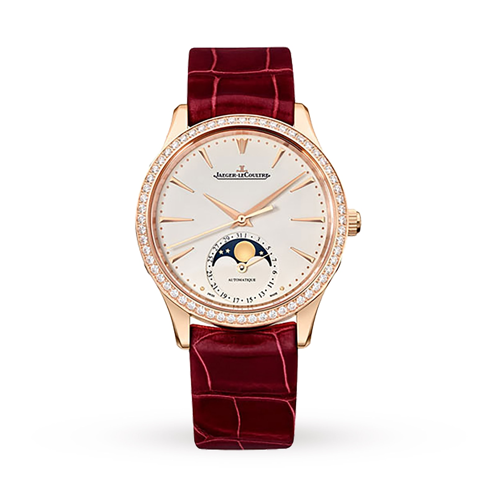 Jaeger-LeCoultre Master Ladies 34mm Watch Q1252501