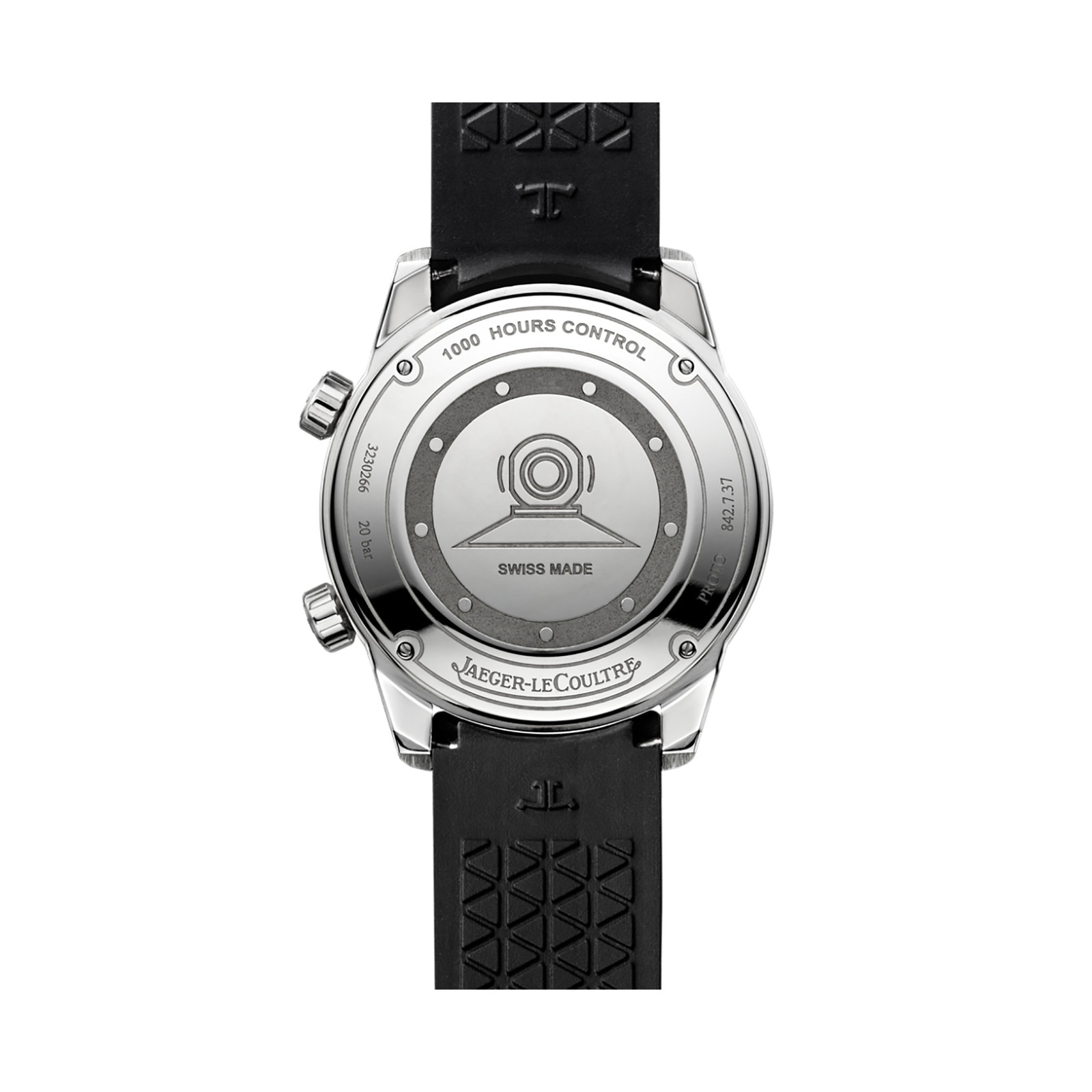 Jaeger-LeCoultre Polaris Date Mens Watch
