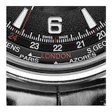 Jaeger-LeCoultre Polaris Chrono Worldtime Mens Watch