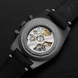 Zenith Chronomaster Revival Shadow 37mm Mens Watch