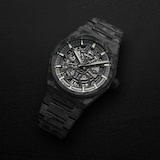 Zenith Limited Edition Classic Carbon 41mm Mens Watch