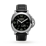 Panerai Luminor Due 3 Days GMT Power Reserve Automatic Mens Watches