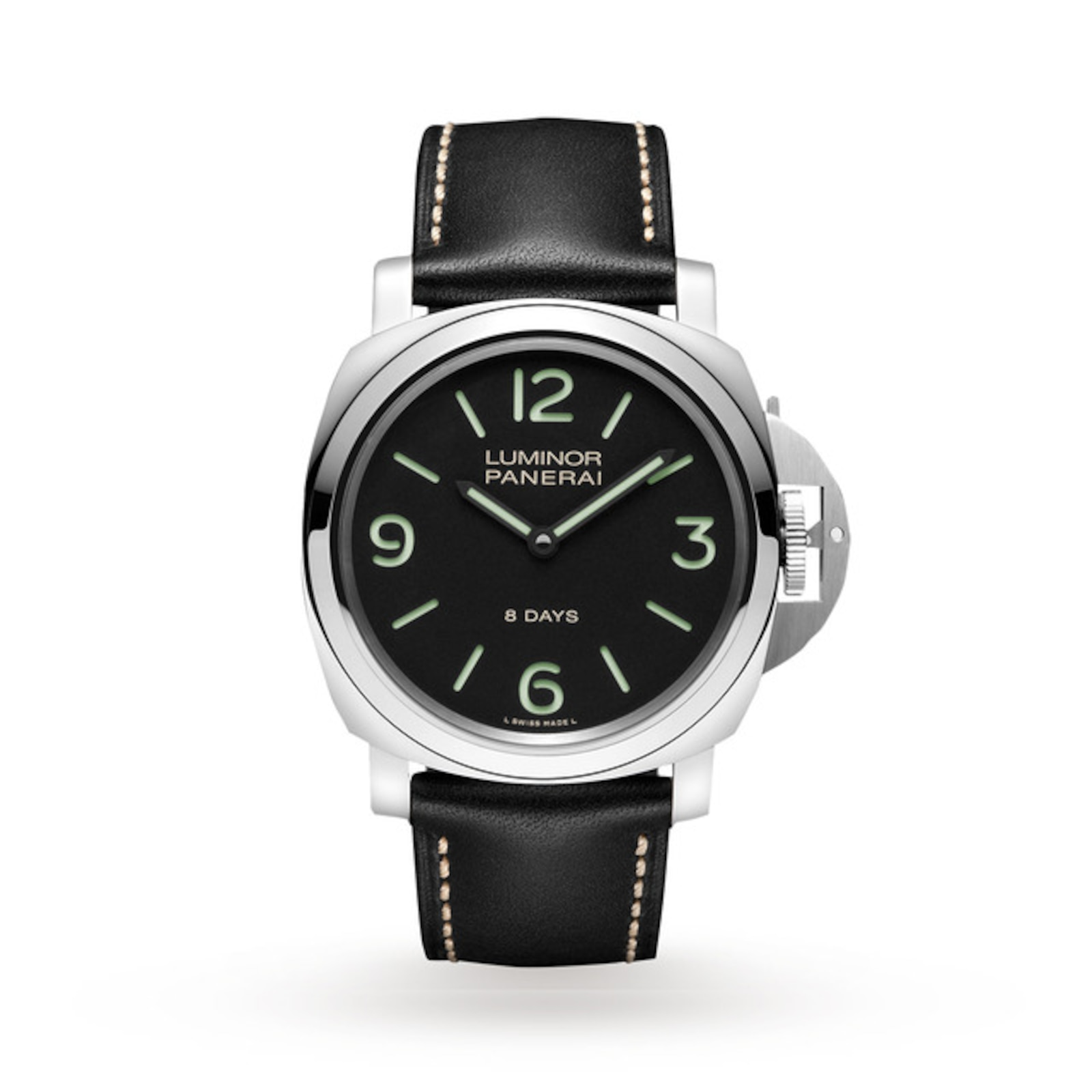 Panerai Luminor Base 8 Days Mens Watches