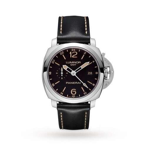 Luminor Due 3 Days GMT Mens Watches