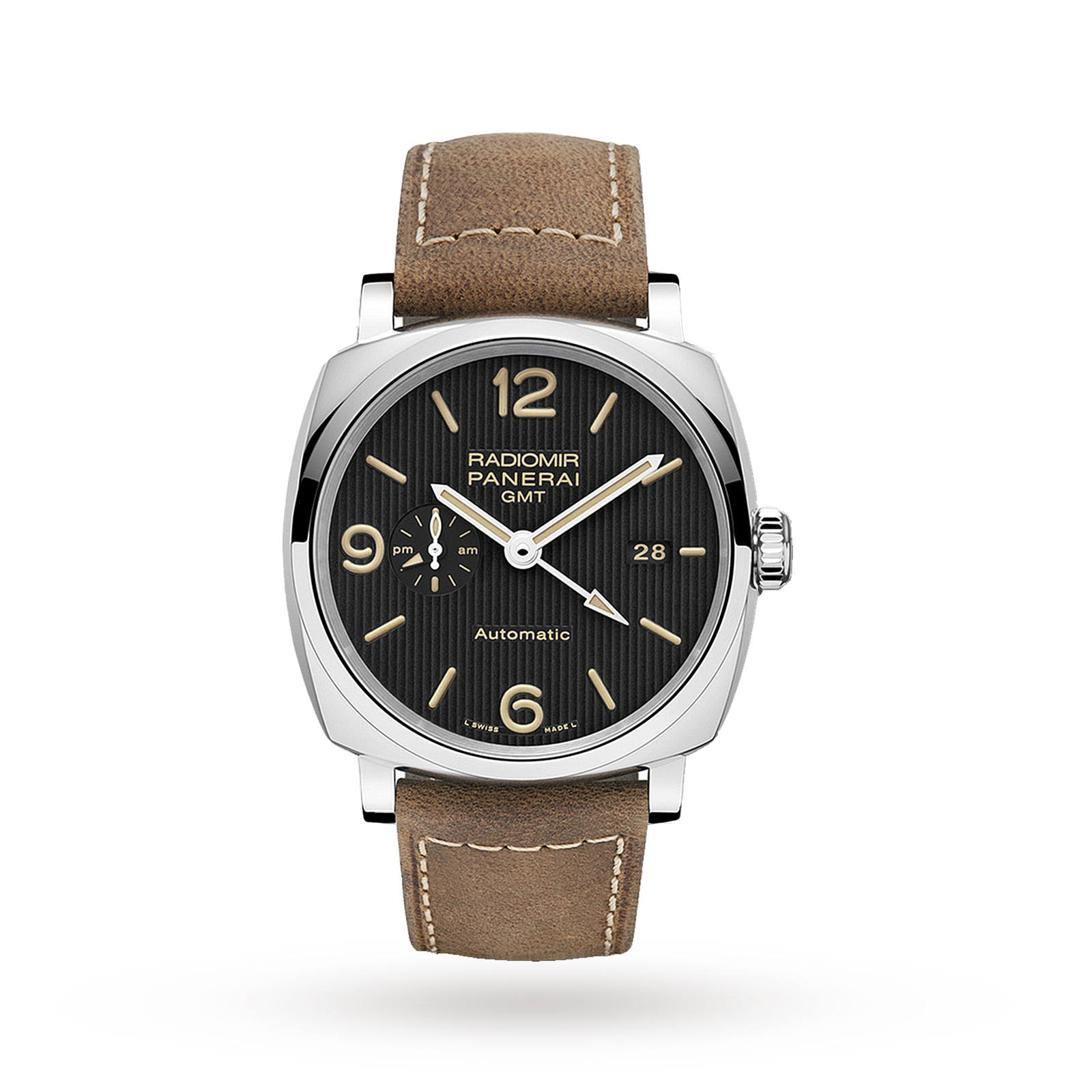 Panerai Radiomir 3 Days GMT Mens Watches