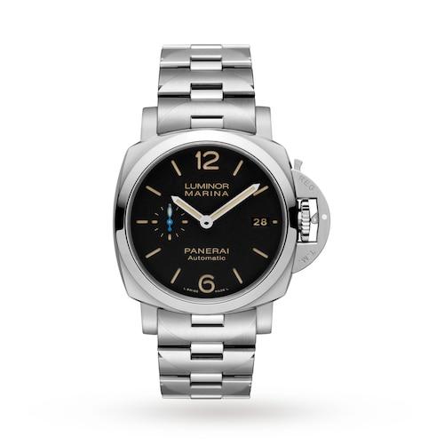 Luminor Marina 1950 3 Days Automatic Acciaio Mens Watches