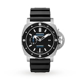 Panerai Submersible Amagnetic 47mm Mens Watch