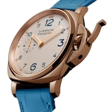Panerai Luminor Due 3 Days Oro Rosso Mens Watches