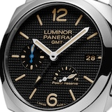 Panerai Luminor GMT Power Reserve 42mm Mens Watch