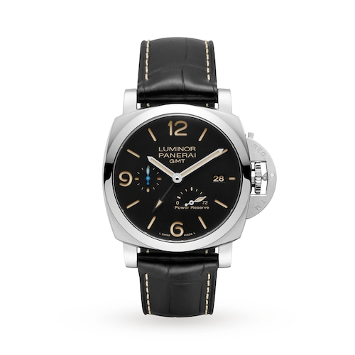 Luminor Due Automatic Black Dial  Mens Watches