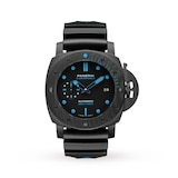 Panerai Submersible Carbotech 47mm Mens Watch