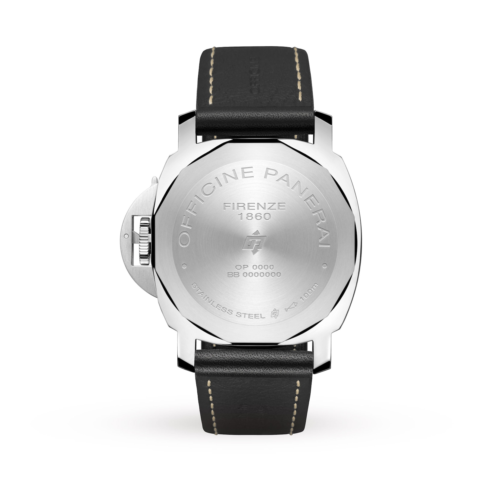 Panerai Luminor Base Logo  Mens Watches