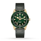 Rado Captain Cook Automatic Bronze Mens Watch