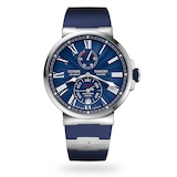 Ulysse Nardin Marine Chronometer Annual Calender Manufacture Mens Watch
