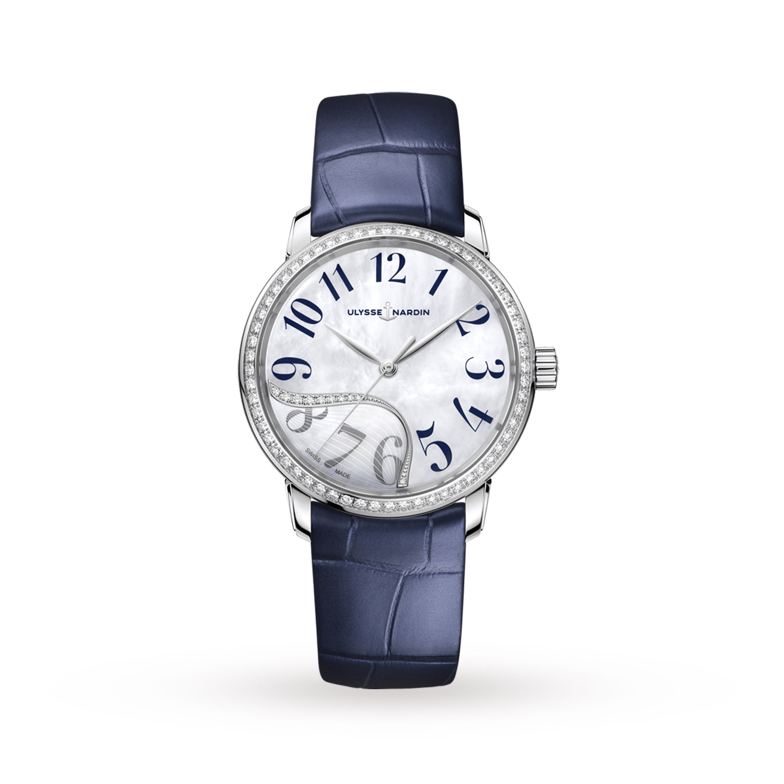 Ulysse Nardin Jade Ladies 37mm Watch