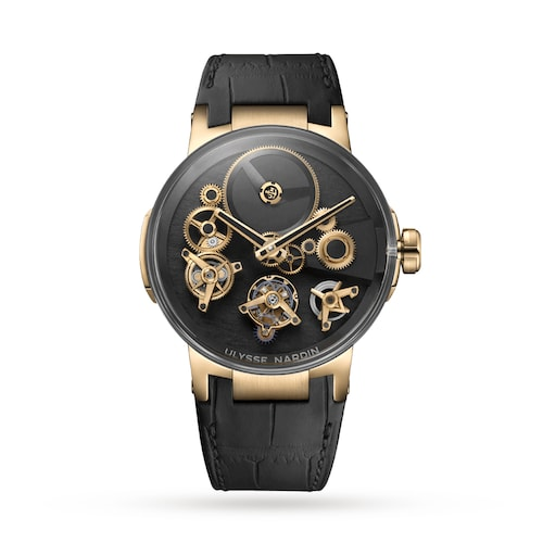 Executive Tourbillon Free Wheel 1766-176