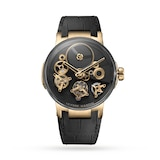 Ulysse Nardin Executive Tourbillon Free Wheel 1766-176