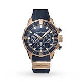 Ulysse Nardin Diver Chronograph Mens 44mm Watch