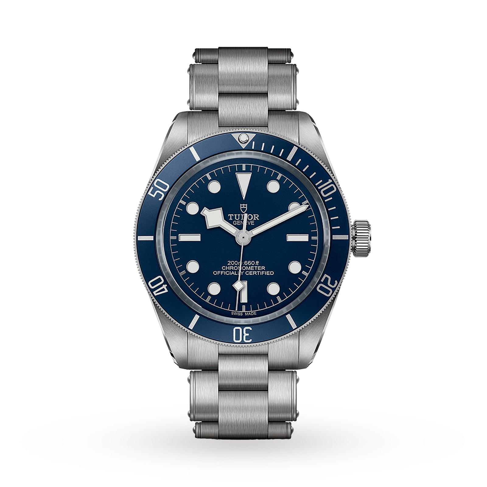Tudor Black Bay Fifty-Eight Navy Blue