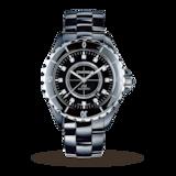 Chanel J12 Black Ceramic and Steel 38mm