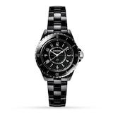 Chanel J12 Black Ceramic 33mm