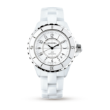 Chanel J12 White Ceramic and Steel 38mm