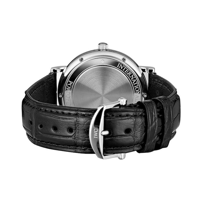 IWC Portofino 40mm Mens Watch