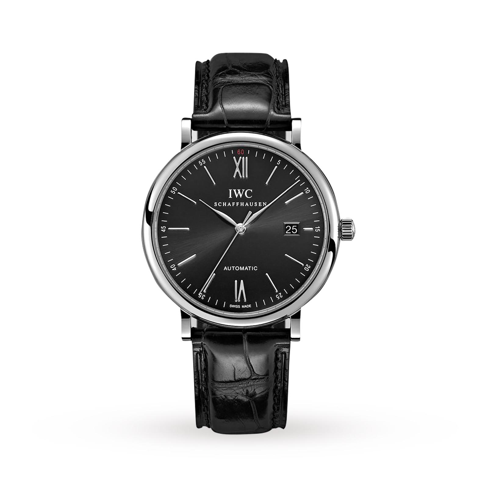 IWC Portofino Automatic Mens Watch