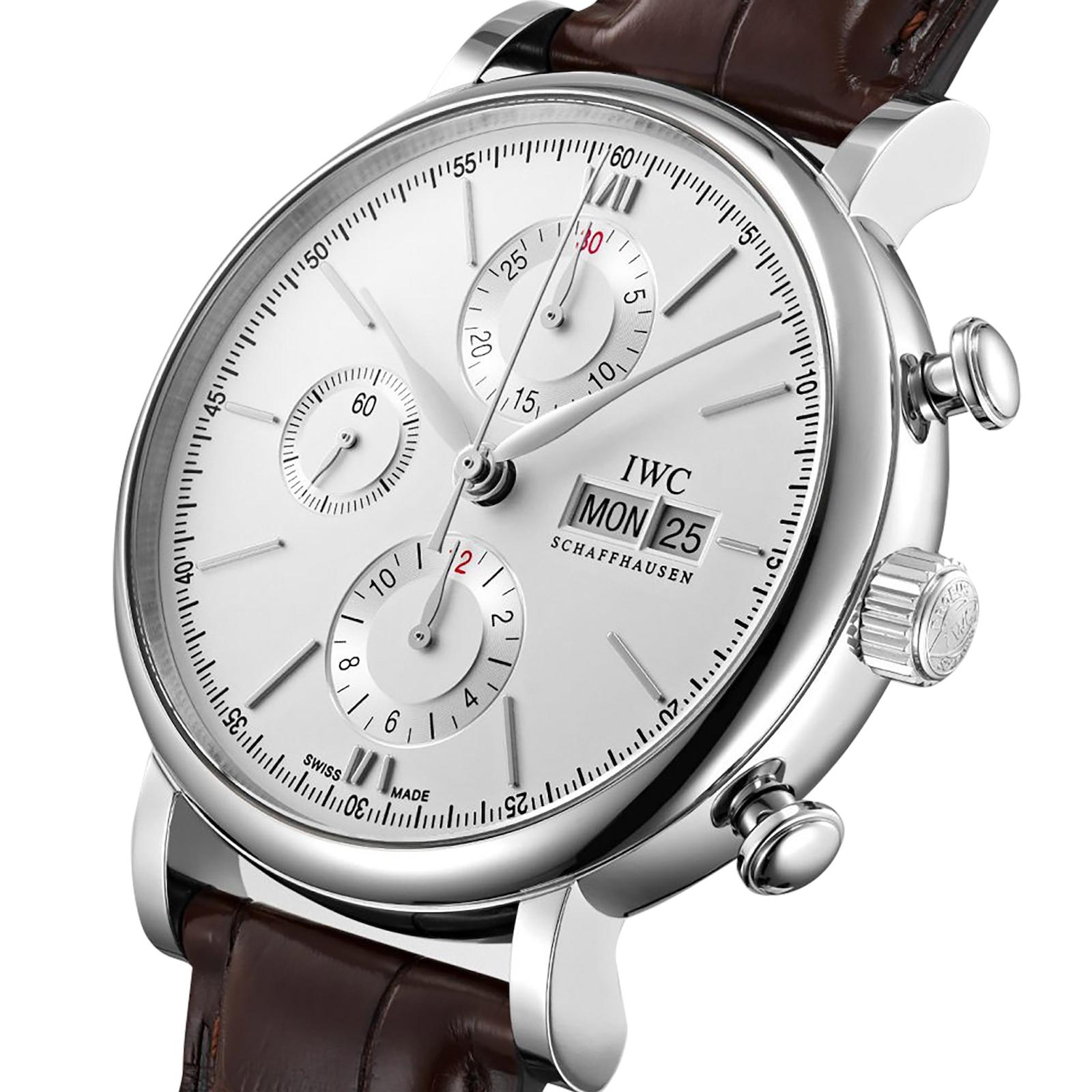 IWC Portofino Chronograph Mens Watch