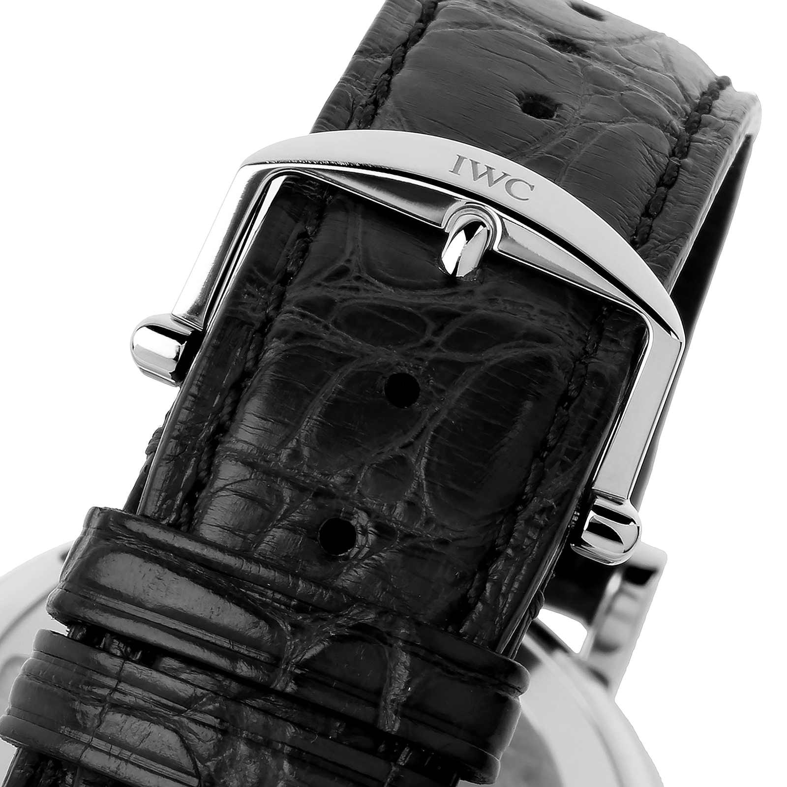 IWC Portofino Hand-Wound Eight Days Mens Watch