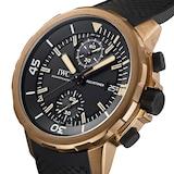 IWC Aquatimer 'Expedition Charles Darwin' 44mm Mens Watch