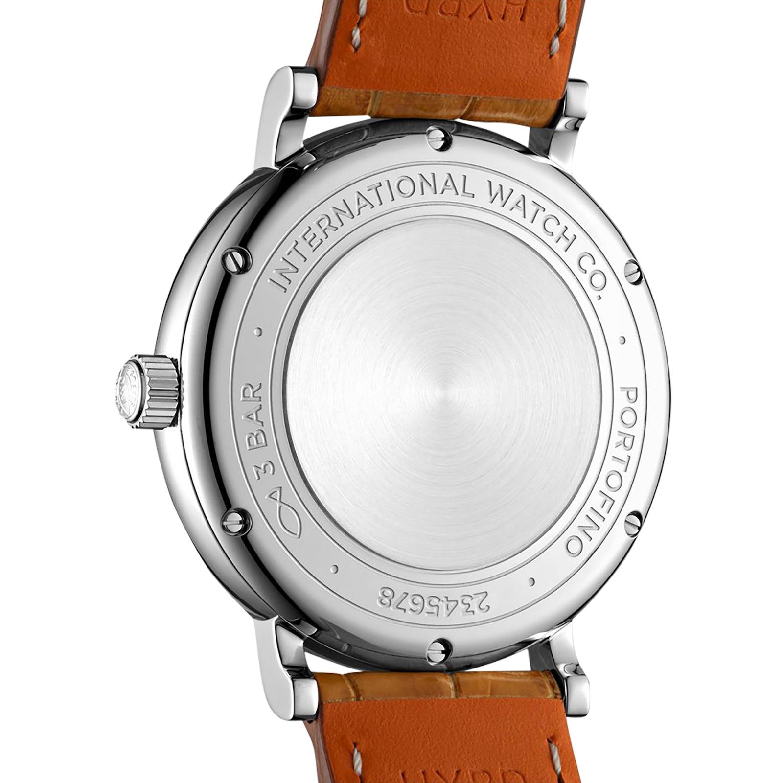 IWC Portofino Automatic 37 Ladies Watch