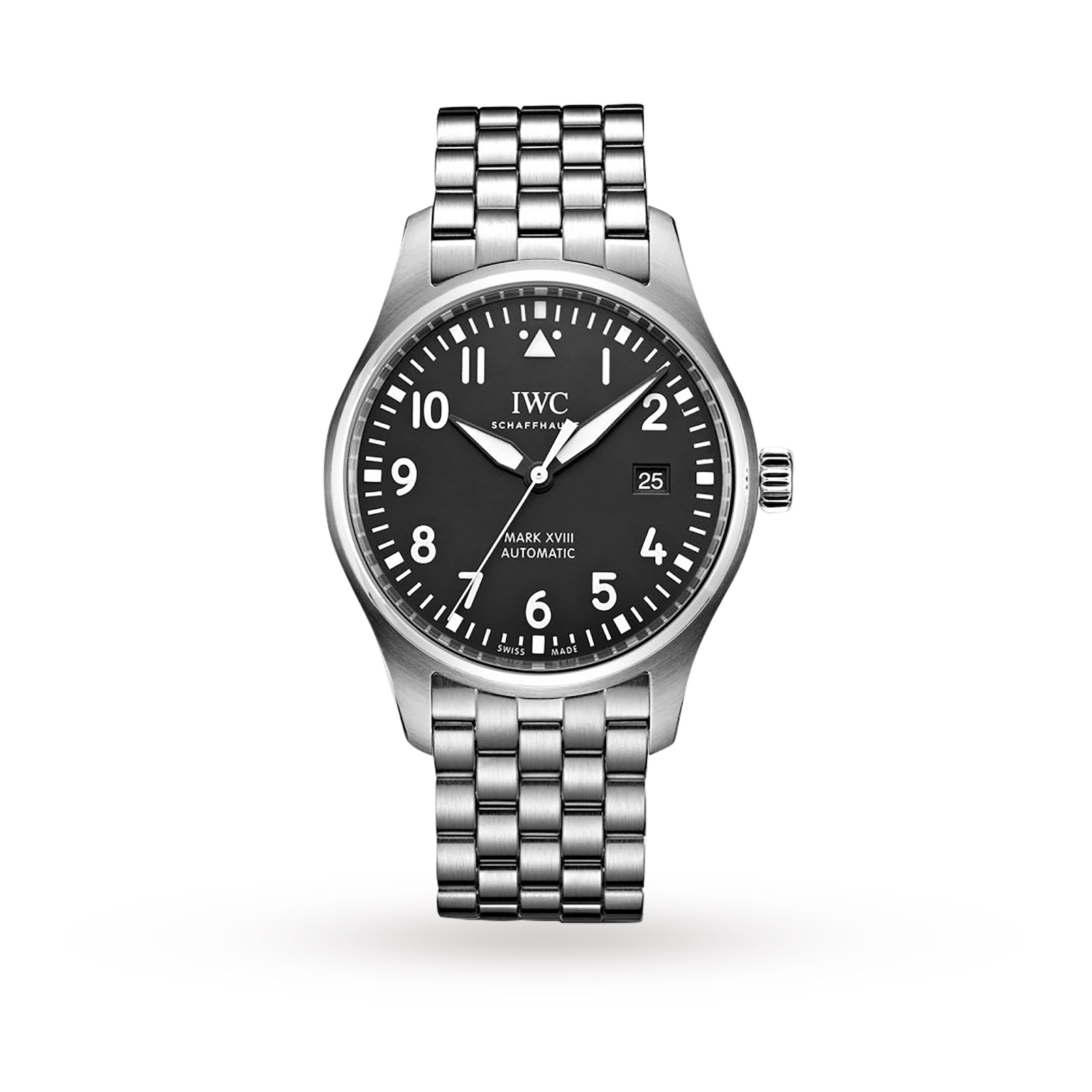 IWC Pilot's Mark XVIII Mens Watch