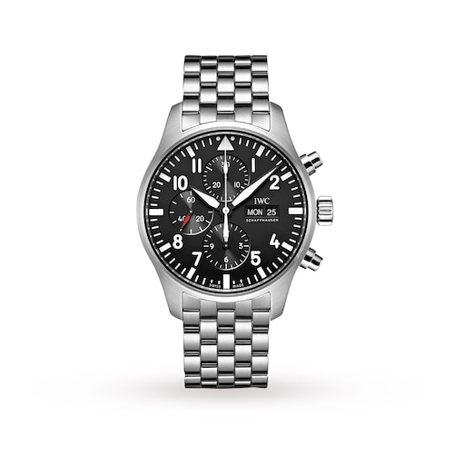 Pilot's Chronograph Mens Watch