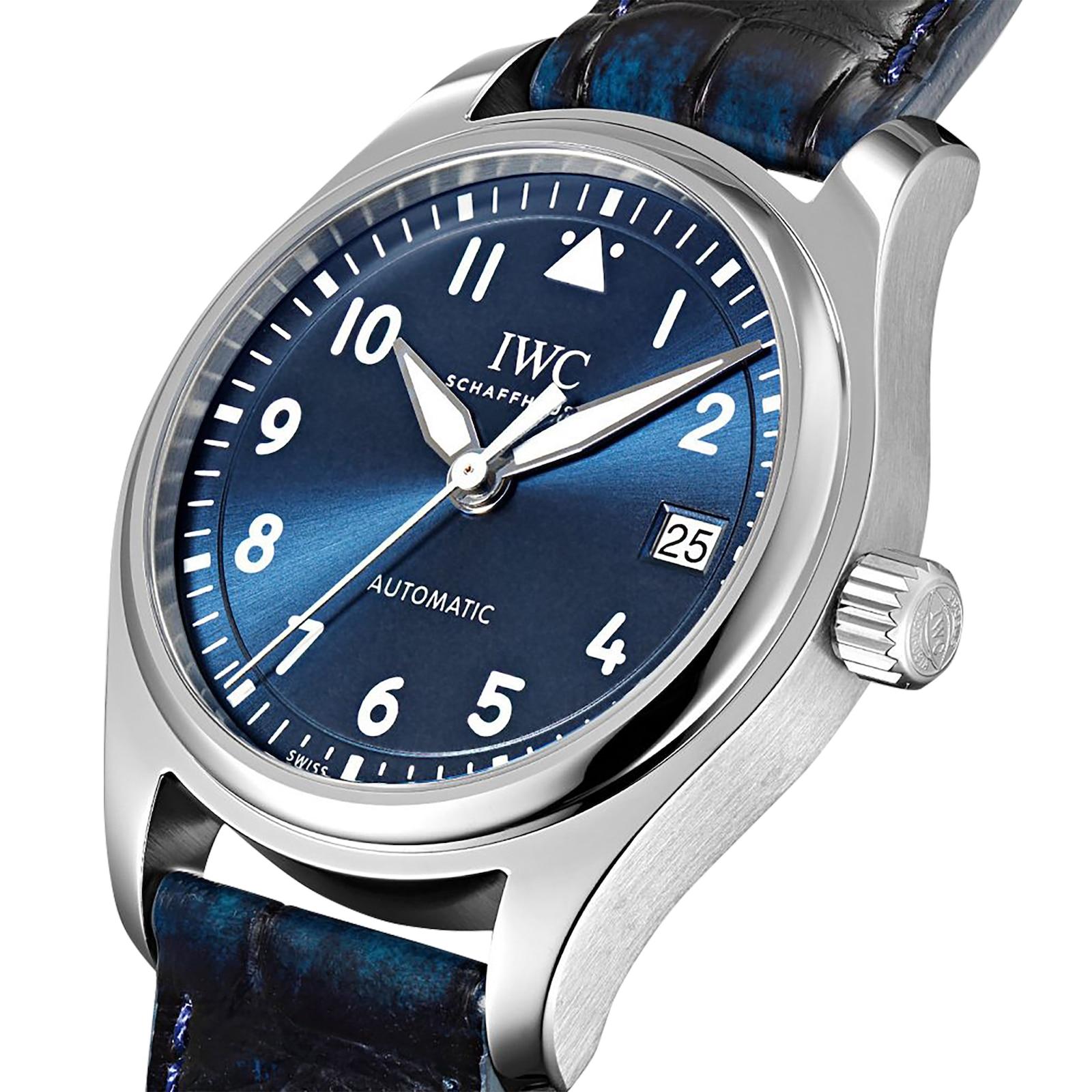 IWC Pilot's Automatic 36 Mens Watch
