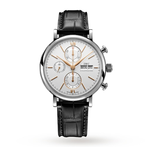 Portofino Chronograph Mens Watch