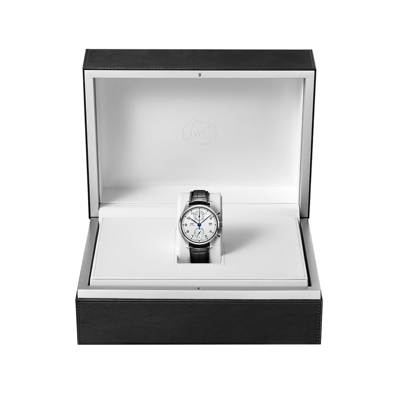 IWC Portugieser Chronograph Classic Mens Watch