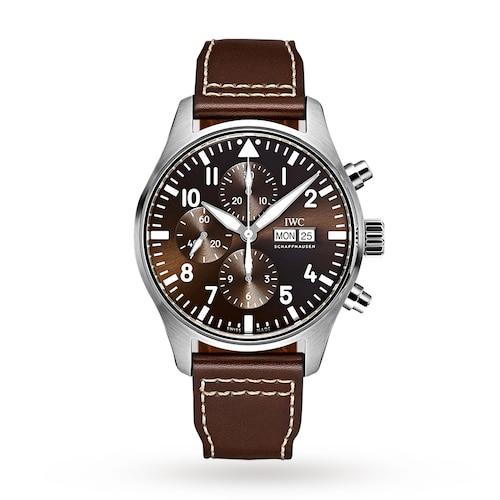 Pilots Chronograph Ed. Antoine de St Exupery Mens Watch