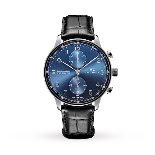 Portugieser Chronograph Mens Watch