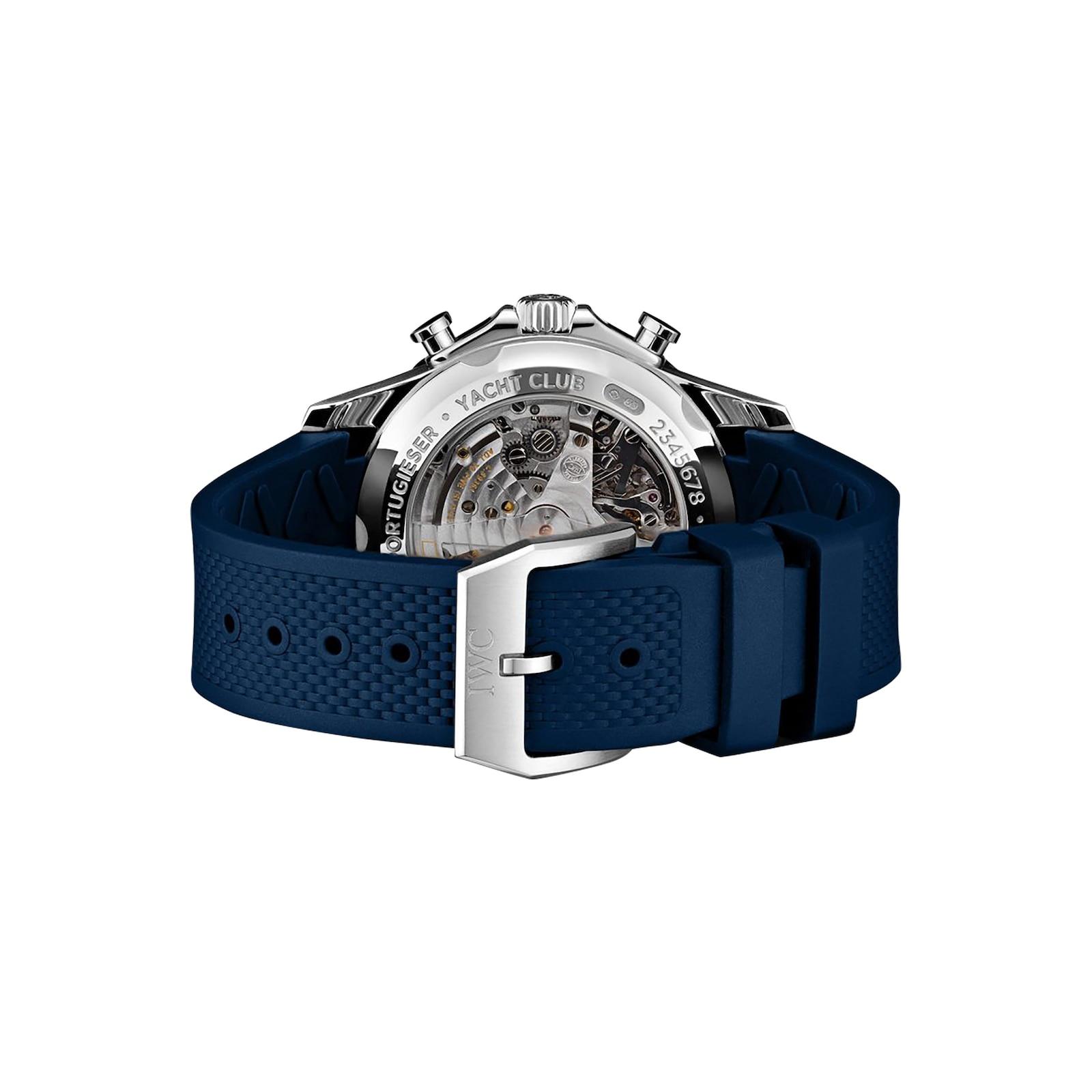 IWC Portugieser Yacht Club Chronograph Mens Watch