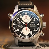 IWC Pilot's Watch Chronograph WOS Exclusive