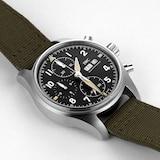 IWC Pilot's Spitfire 41mm Mens Watch