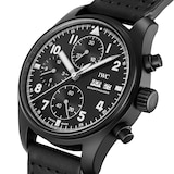 IWC Pilot's Watch Chronograph 'Tribute to 3705' 41mm Mens Watch - Limited Edition Online Exclusive