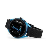Emporio Armani Connected Black and Blue Gents Watch