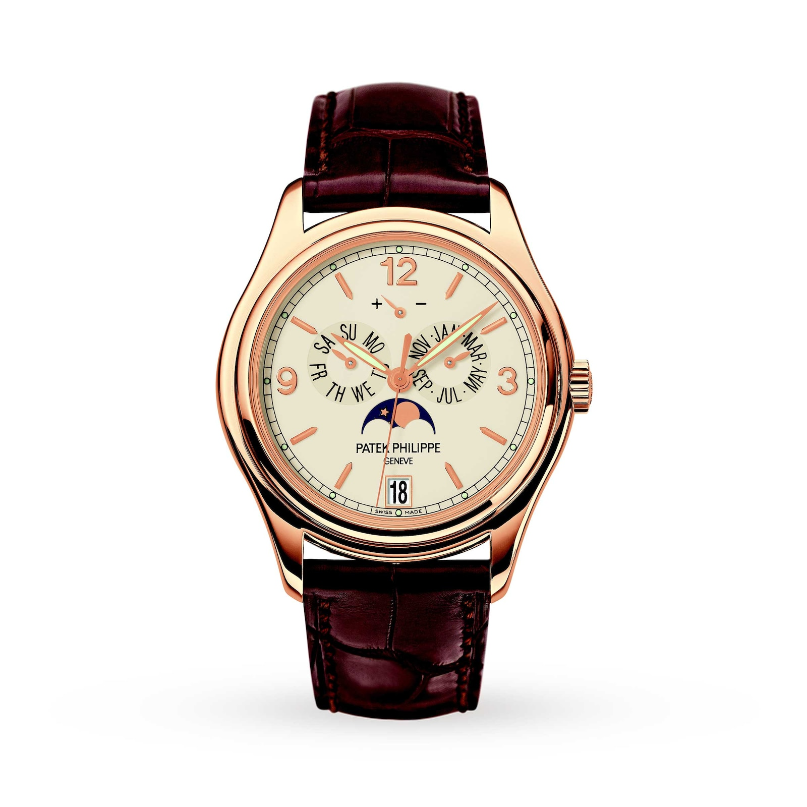 Patek Philippe Complication Mens Watch