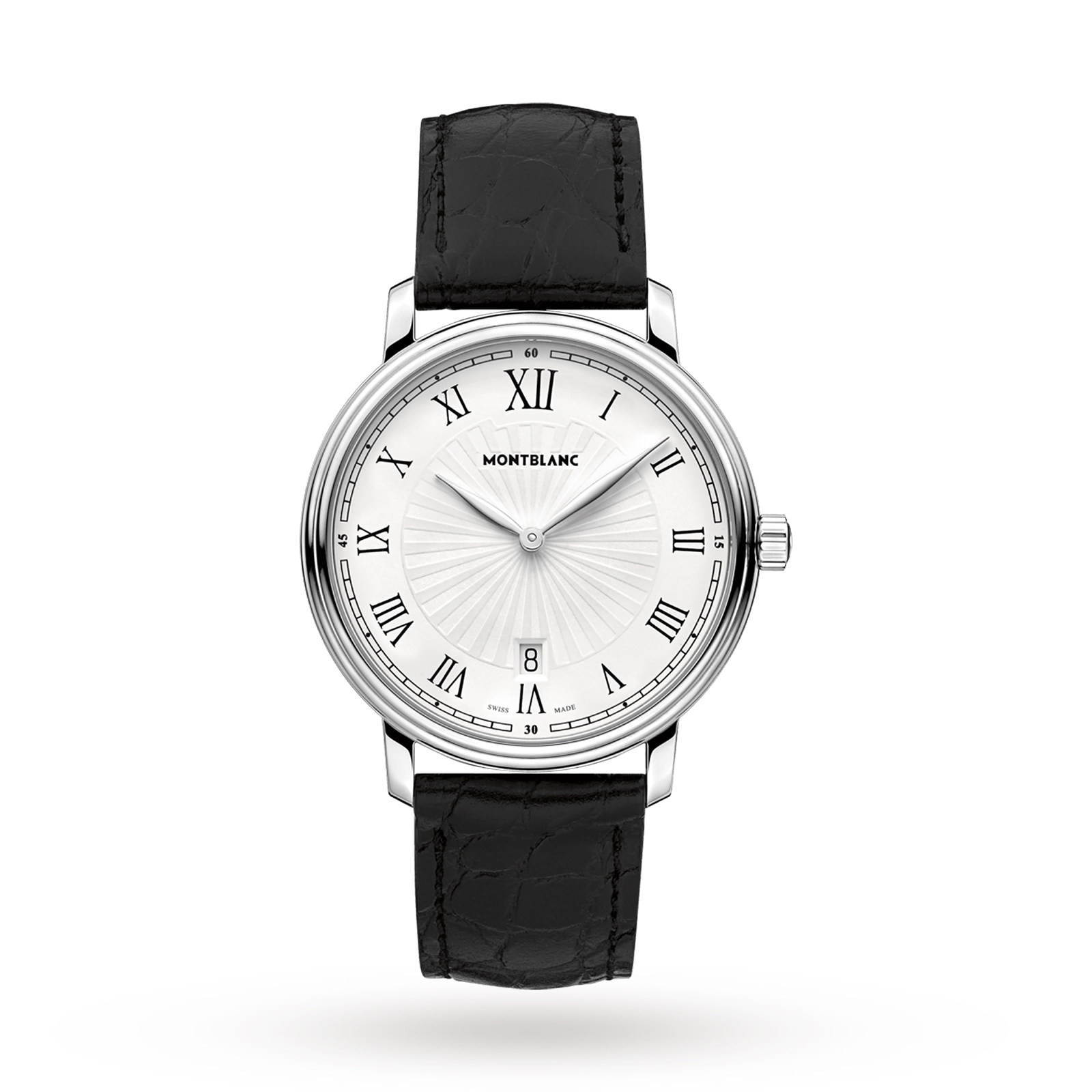 Montblanc Tradition Mens Watch 112633 Mappin And Webb