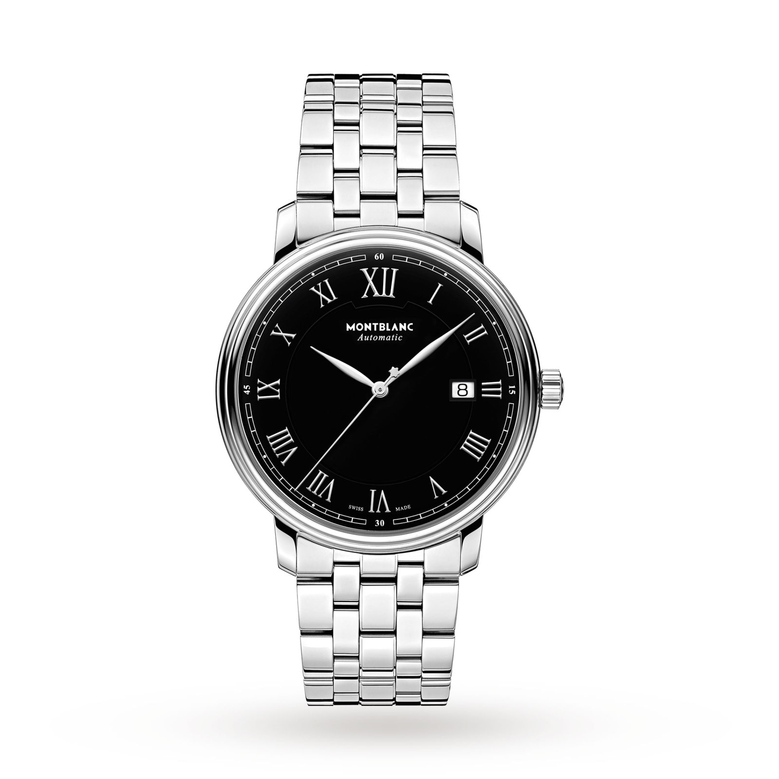 Montblanc Tradition Date Automatic Mens Watch
