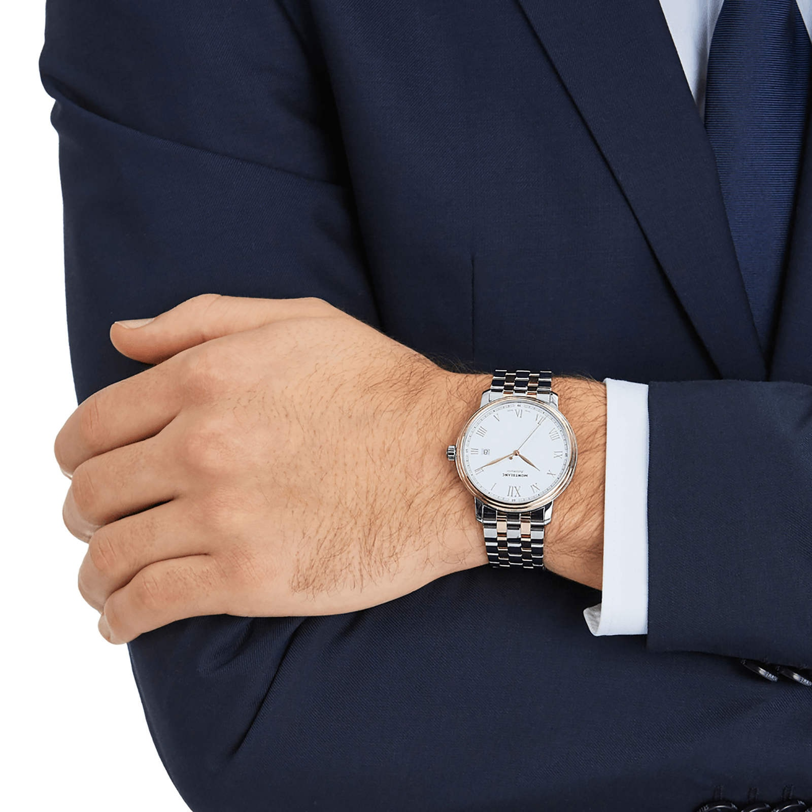 Montblanc Tradition Mens Watch