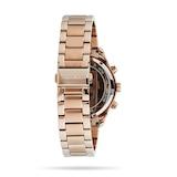 Michael Kors Layton Rose Gold Tone Dial Ladies Watch