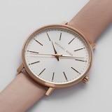 Michael Kors Pyper Pink and White Ladies Watch